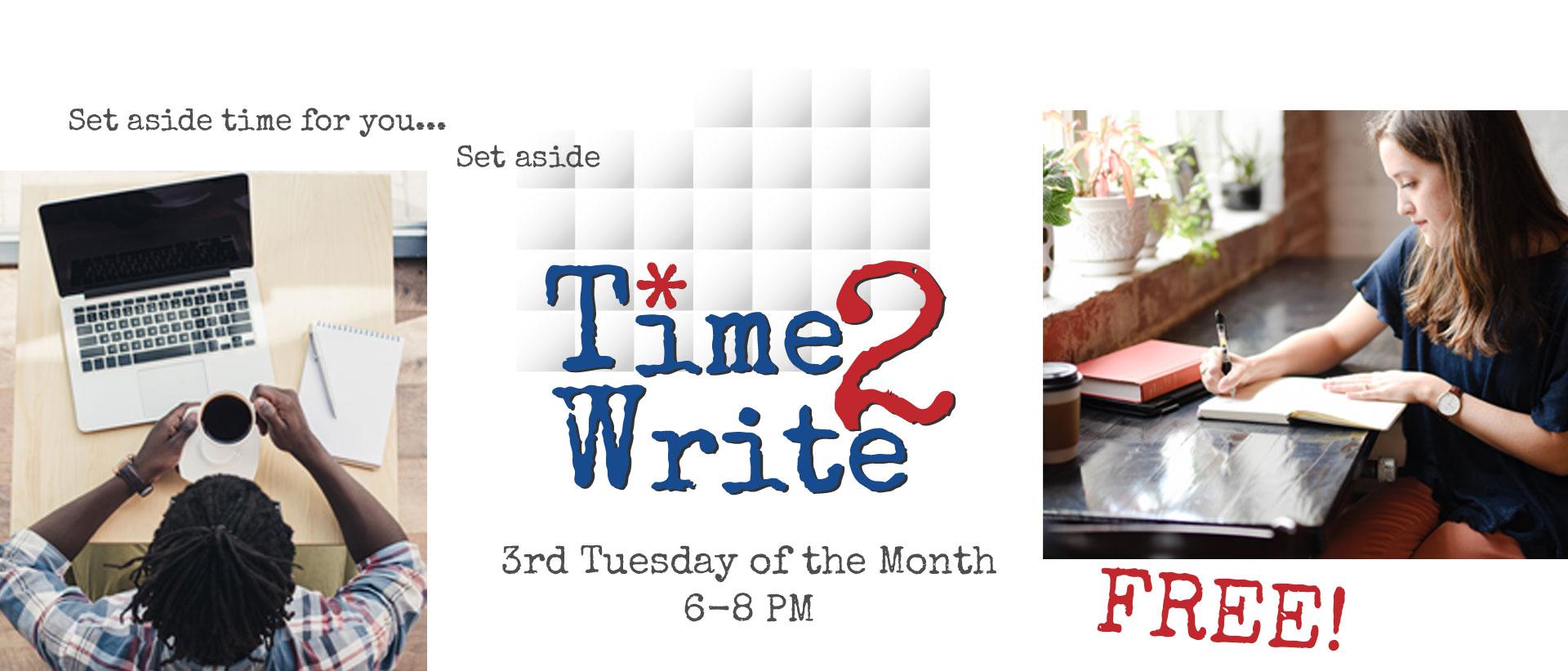 Time 2 Write