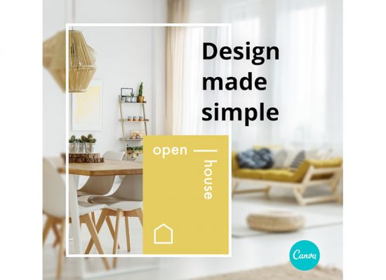 Canva - the easy to use, inexpensive graphic design app
