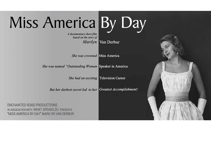 Miss America By Day; Tell Your Story