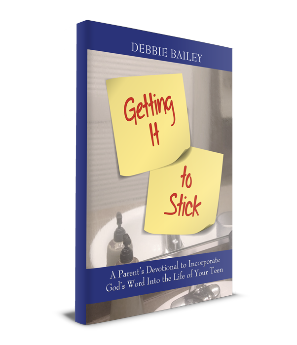 Getting It to Stick: A Parent's Devotional to Incorporate God's Word Into the Life of your Teen
