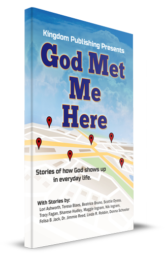 God Met Me Here - A Book of Miracles